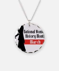 Women's History Necklace