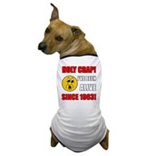 Holy crap 1963 Dog T-Shirt