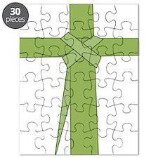 Palm Leaf Folded Puzzle