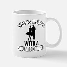 SQUARE dance designs Mug