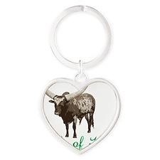 Cattle Of Kings Heart Keychain