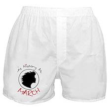 Women's History Month Boxer Shorts