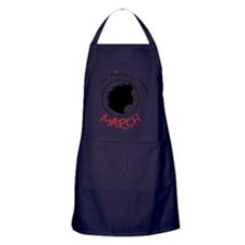 Women's History Month Apron (dark)