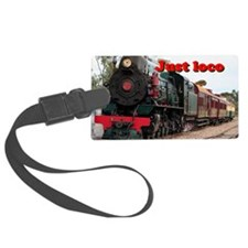 Just loco: Pichi Richi steam eng Luggage Tag