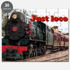 Just loco: Pichi Richi steam engine, Austra Puzzle