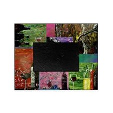 Wine Series Collage Print Picture Frame