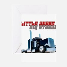 Little Shack Big Stacks Greeting Cards (Pk of 10)