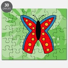 Butterfly Yard Sign Puzzle