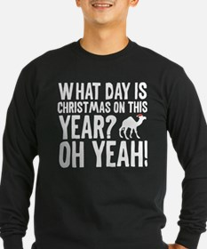 Guess What Day Is Christmas On This Year? T