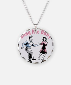 Shag Me Baby Necklace