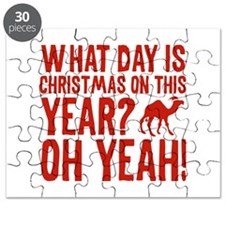 Guess What Day Is Christmas On This Year? Puzzle