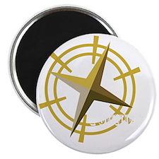 Found it with compass (dark) Magnet