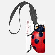 Ladybug Iphone 3 Ladybug Hard Ca Luggage Tag