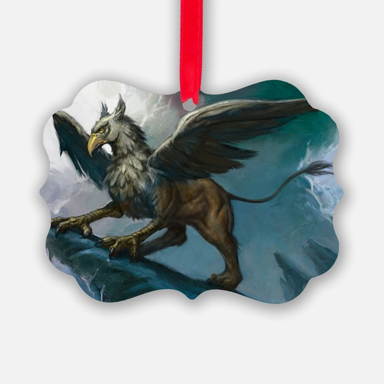 griffin wear Ornament