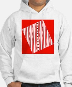 Hearts Aflutter Valentines Day A Hoodie