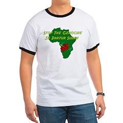 Stop Darfur Genocide T