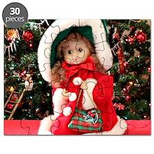Christmas Caroling Doll I Puzzle