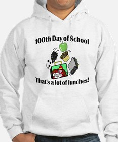 100th Day Lunches Hoodie