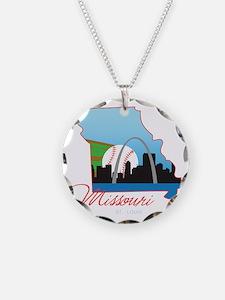 Saint Louis Missouri Necklace
