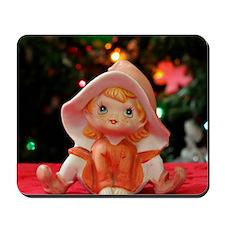 Christmas Elf III Mousepad
