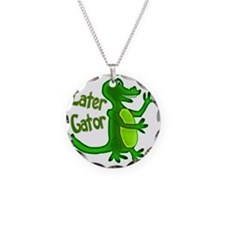 Later Gator Necklace