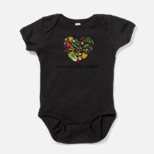 Vegetable Heart Body Suit