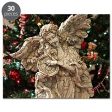 Christmas Angel Statue Puzzle