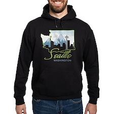 Seatle  Washington Hoodie