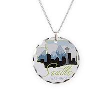Seatle  Washington Necklace