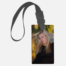 Team Captain Amber Nicole Bratch Luggage Tag