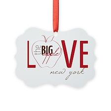 Love New York Ornament