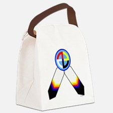 NATIVE PRIDE Canvas Lunch Bag