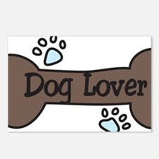 Dog Lover Postcards (Package of 8)
