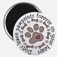 Pawprints Magnet