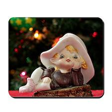 Christmas Elf I Mousepad