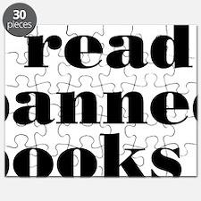 bannedbooksrectangle Puzzle