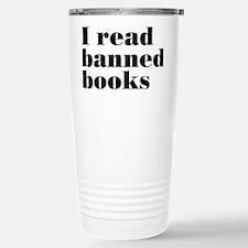 bannedbooksrectangle Travel Mug