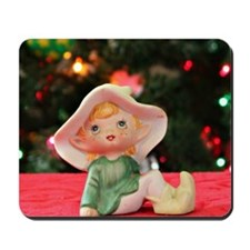 Christmas Elf II Mousepad
