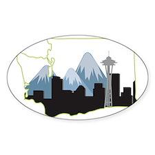 Washington State Decal
