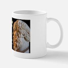 Socrates Unexamined Life Mug