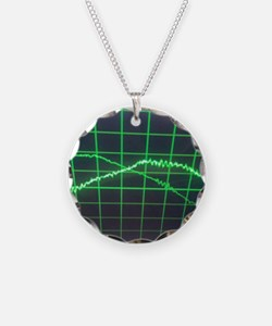 The Sound wave Necklace