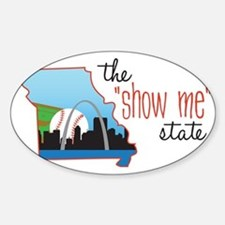 Show Me State Decal