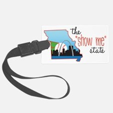 Show Me State Luggage Tag