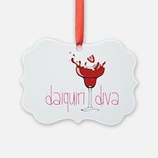 Daiquiri Diva Ornament