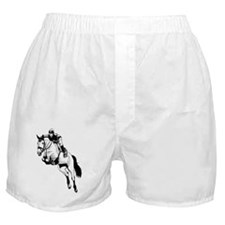 Two Hearts, One Passion Boxer Shorts