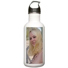 Team Model Mona Riggs! Water Bottle