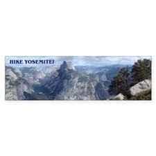 Yosemite Bumper Bumper Sticker