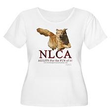 NLCA Logo-Macy T-Shirt