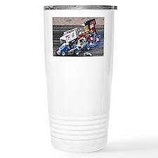 5 Wide Raceing Travel Mug