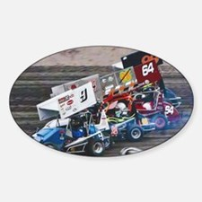 5 Wide Raceing Decal